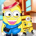 Minion Travel to New York game