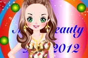 Miss Beauty Doll 2012