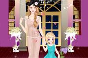 Mom and Baby Princess