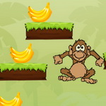 Monkey Banana Jump game