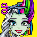 Monster High Beauty Shop