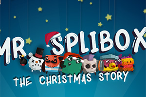 Mr. splibox: christmas story