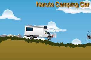 Naruto Camping Car game