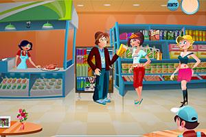 Naughty Supermarket game