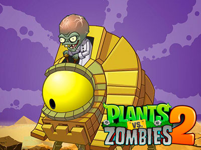 Plants vs. Zombies 2 game