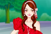 Pretty Girl in Red