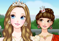 Princess Hair Salon 2