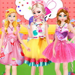 Princess Peppa Pig Theme Party