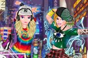 Princesses Street Dancers