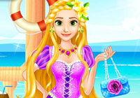 Rapunzel Summer Break