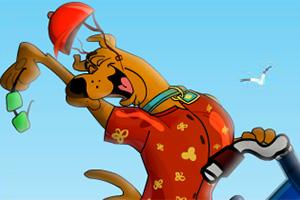 Scooby Doo Beach BMX