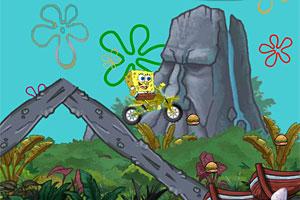 Spongebob Xtreme Bike