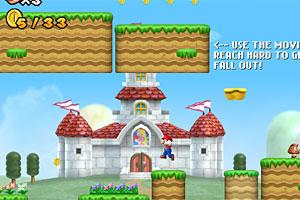 Super Mario Challenge - New Flash game
