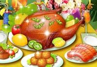 Thanksgiving Cooking Turkey