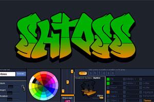 Online Graffiti Creator Free Online Games