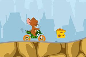 Tom and Jerry Mini Bike