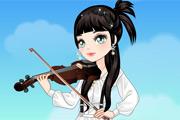 Violin Solo Girl